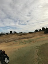 The first par 3 is a uphill 177 yard beauty
