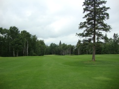 Looking at the second-to-final par 4, the short 16th
