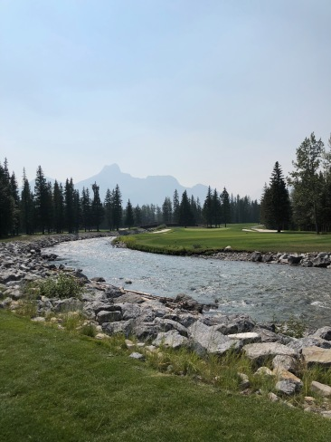 Kananaskis Country Golf Course, Mount Lorette Course, Alberta