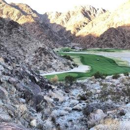 La Quinta Resort & Spa, Mountain Course, greater Palm Springs, California