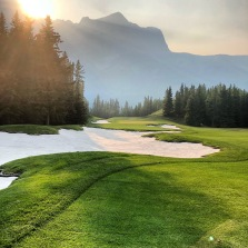 Kananaskis Country Golf Course, Mount Kidd Course, Alberta