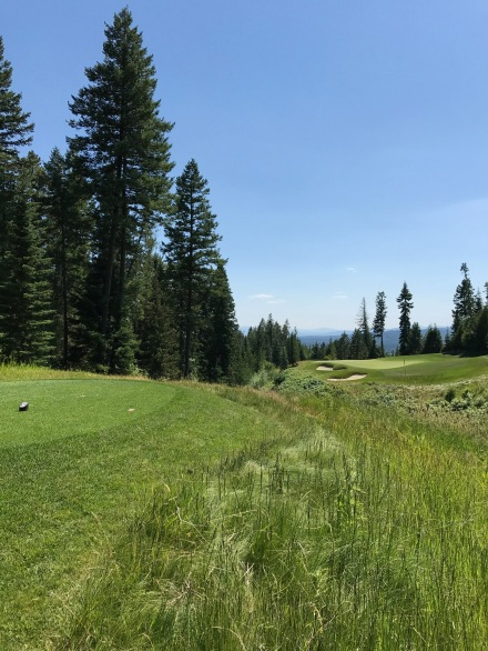 Iron Horse Golf Club, Whitefish, Montana