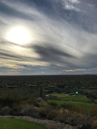 Quintero Golf Club, greater Phoenix, Arizona