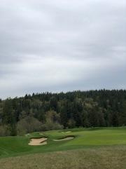 Aldarra Golf Club, greater Seattle, Washington