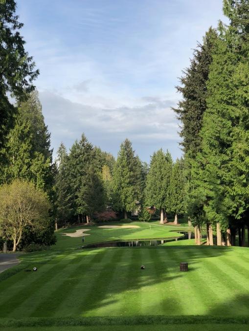Sahalee Country Club, greater Seattle, Washington