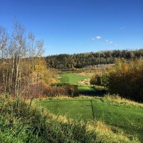 Blackhawk Golf Club, greater Edmonton, Alberta